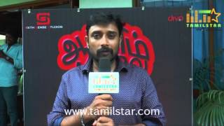 Deepan At Aram Arivu Movie Audio Launch