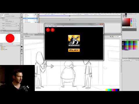 How to set up your Flash Project