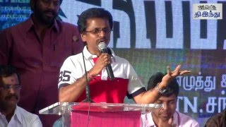 Vijay and Ajith gave opportunities to new directors - AR Murugadoss in Kanithan Audio Launch
