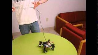 4WD Robot Project Short Summary