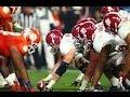 College Football National Championship Highlights Alabama vs Clemson 2017