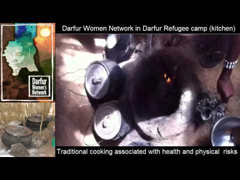 Darfur Refugee women and girl protection