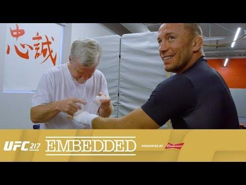 UFC 217 Embedded: Vlog Series - Episode 1