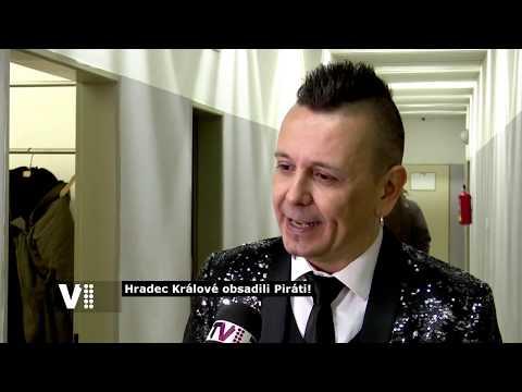 Reportáž TV1PIRATE SWING Band Gala 2019 Hradec Králové - Reportáž TV1
