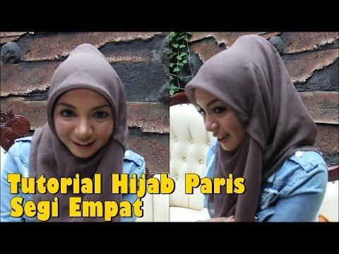 tutorial hijab paris segi empat tutorial hijab paris segi empat ini ...