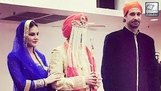 Sunny Leone's DESI LOOK At Brother's Wedding | Daniel Weber | LehrenTV