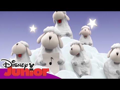 Disney Junior 💛🌛⭐️ LaLeLu Gute Nacht Lied   1 Stunde Mix ⏰