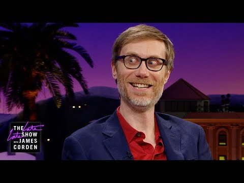 Stephen Merchant's Wrestling Persona Is Clever, Not Intimidating