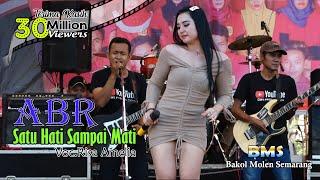 Download lagu SATU HATI SAMPAI MATI - Risa Amelia // ABR Live Gulangan Rejosari