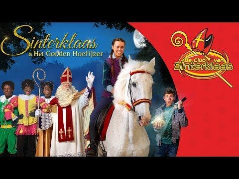 Sinterklaas & Het Gouden Hoefijzer - Officiële Trailer van dé Sinterklaasfilm van 2017