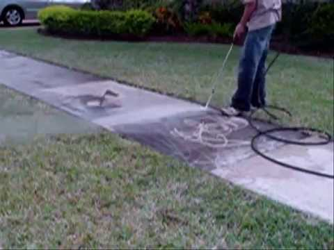 Pressure Washer Art