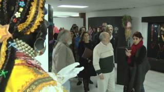 Ministro de Cultura visita la Casa de la Cultura Ecuatoriana