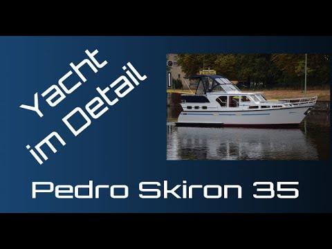 Pedro Skiron 35 Bj 1999 AK Präsentation - Yacht im Detail (walkthrough) boat