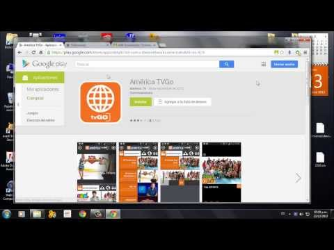 Descarga Aplicaciones de Google Play hacia tu PC/Laptop