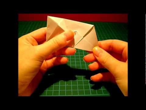 Origami lesson: Octahedron..!