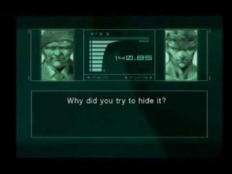 Metal Gear Solid: The Twin Snakes 015 - Prisoner