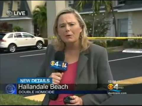 Police ID Elderly Jewish Couple Murdered In Hallandale Beach Florida