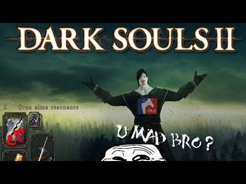 Dark Souls 2 - Great Resonant Soul OP
