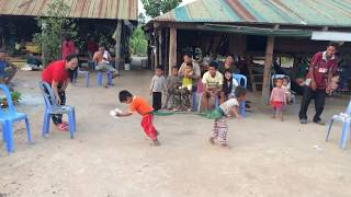 Power Game For Khmer New Year.