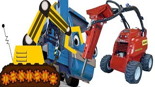 kids Educational Video Color Learning Using Digger