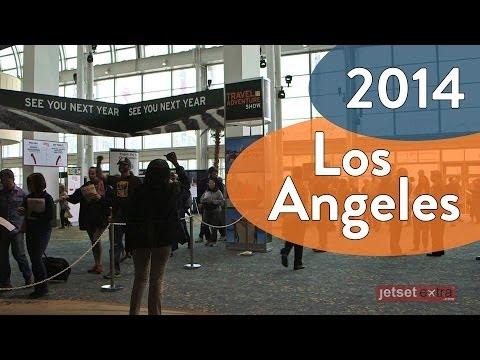 Los Angeles Travel & Adventure Show 2014
