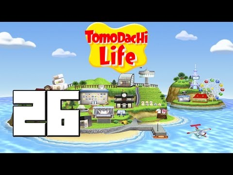 Tomodachi Life! Capitulo 26!