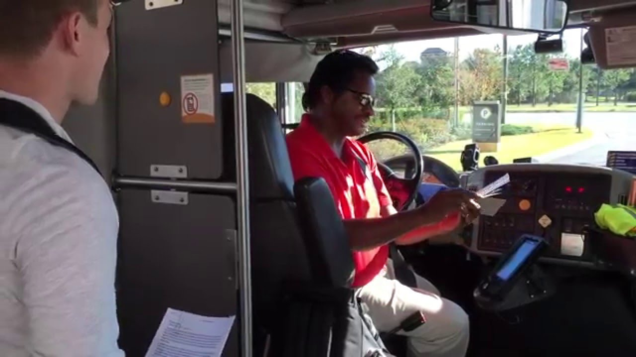 Touching Moment Students Surprise Kind Bus Driver For His Birthday