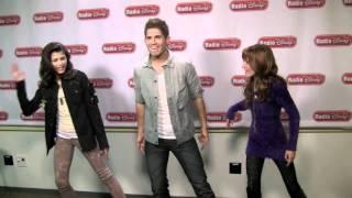 Zendaya Video - Bella Thorne and Zendaya on Radio Disney's Celebrity Take with Jake