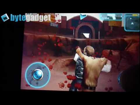Zombie Infection - Gameloft iPhone gameplay - Bytegadget.com