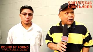 Download Lagu Round by Round with James Gogue - Interview with Isaac Torres Gratis STAFABAND