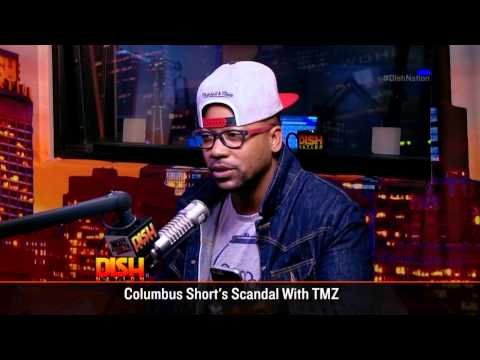 Columbus Short Slams TMZ For 'Destroying' Families -- And His Career!!