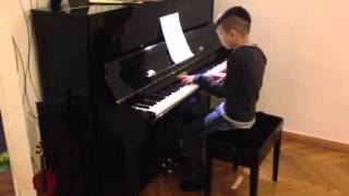 Chopin Prelude in e-moll