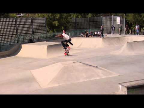 Figgy at the Brea SkatePark
