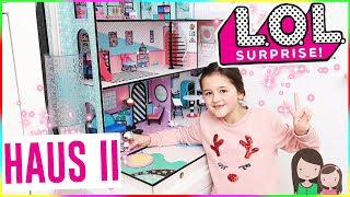 L.O.L. Surprise Haus - Teil 2 des Monster Unboxings 🎁 Alles Ava