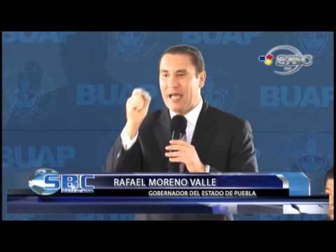 Inaugura Rafael Moreno Valle Edificio Multiaulas de la BUAP en Tehuacan 12 08 14