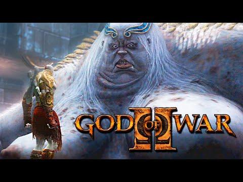 God Of War 2 Titan - Clotho, A Mil Tetas Do Destino (24) video