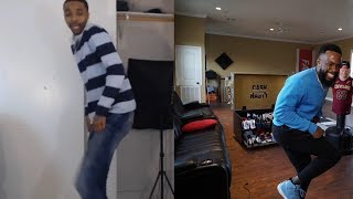 Reenacting Flight's New Song 'Heat Cheque' Dance!