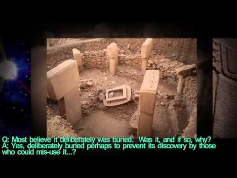 Dr. Douglas James Cottrell: Göbekli Tepe - ancient sacred site of the Middle East