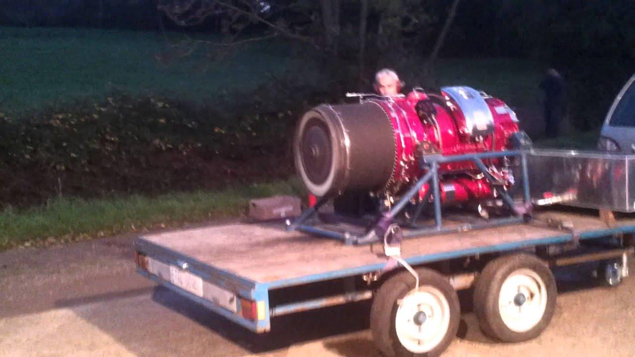 Viper Jet Engine Viper 535 Jet Engine Hot