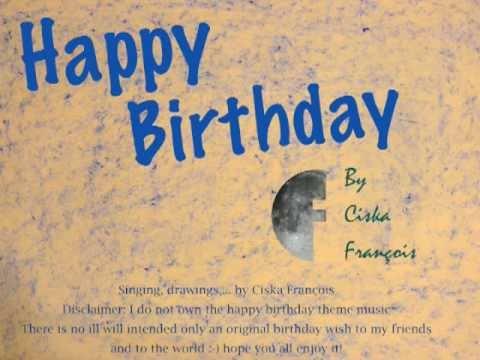 youwall happy birthday - photo #23
