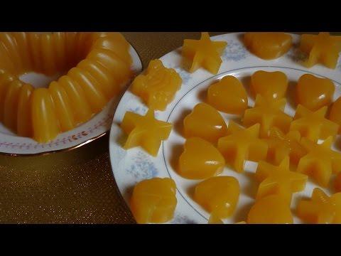 Рецепт желейных конфет в домашних условиях 109