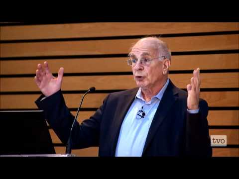 Daniel Kahneman on The Machinery of the Mind