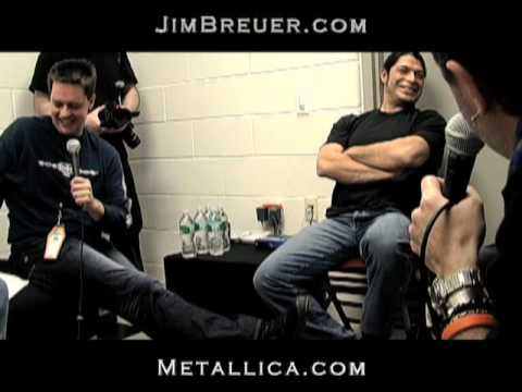 Jim Breuer Interviews Metallica - Ep 2/10 - Bury a Body