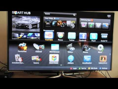 Samsung SMART TV Review