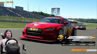Gran Turismo Sport - FIA Online Gr.4 Audi TT Cup'16 (заезд #2)