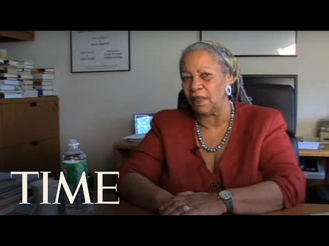 TIME Interviews Toni Morrison