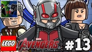 ANT-MAN! - LEGO MARVEL'S AVENGERS #13 (HD)