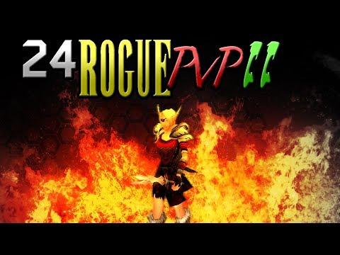 Wow Mop: Level 24 Rogue Twink Pvp 2 video