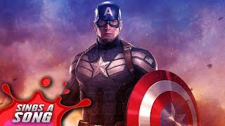 Captain America Sings A Song (Avengers Infinity War Parody)