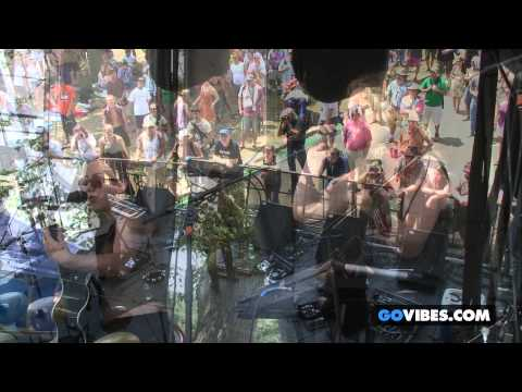 """von Grey performs """"Oh, Death"""" at Gathering of the Vibes Music Festival 2013"""